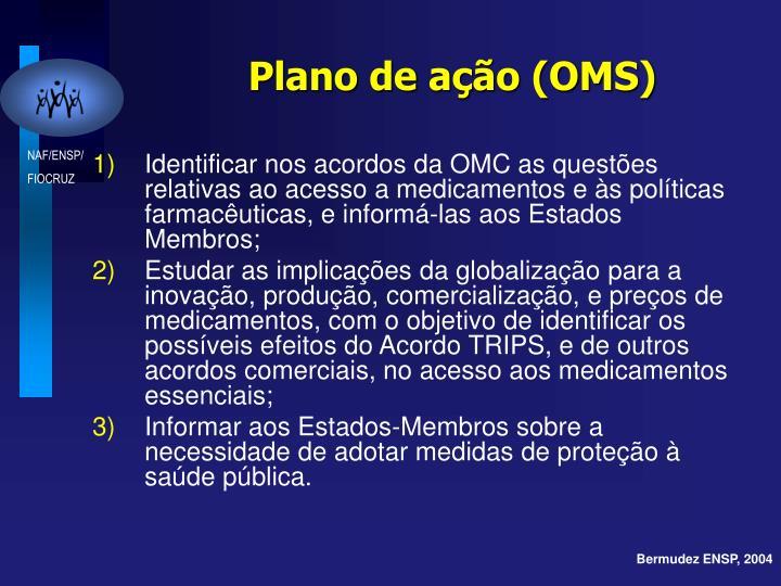 Plano de ação (OMS)