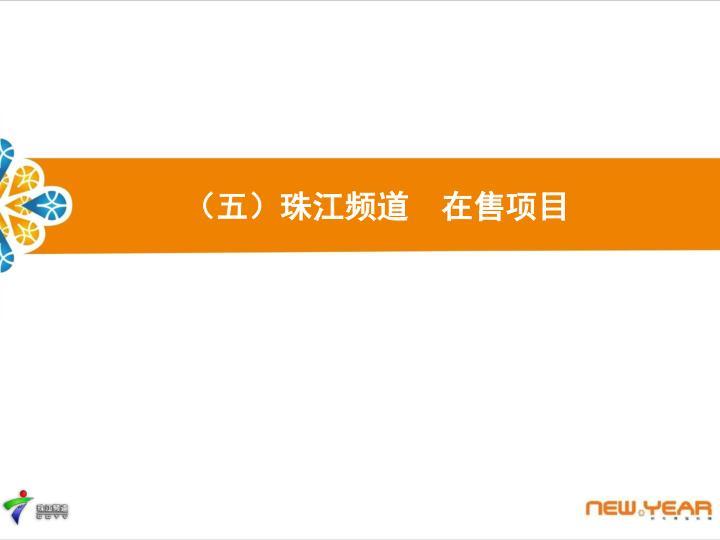 (五)珠江频道