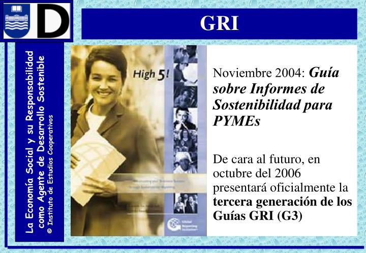 Noviembre 2004: