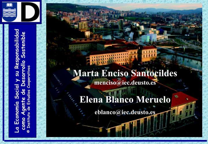 Marta Enciso Santocildes