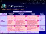 dss continued2