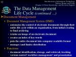the data management life cycle continued3