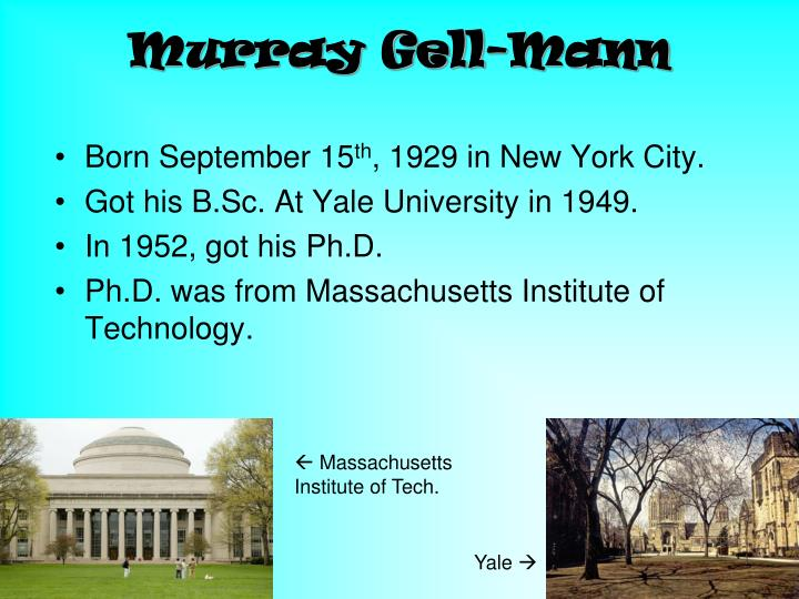 Murray gell mann1