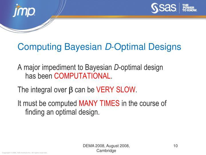 Computing Bayesian