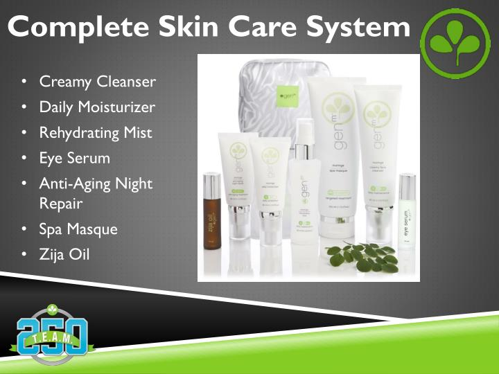 Complete Skin Care System