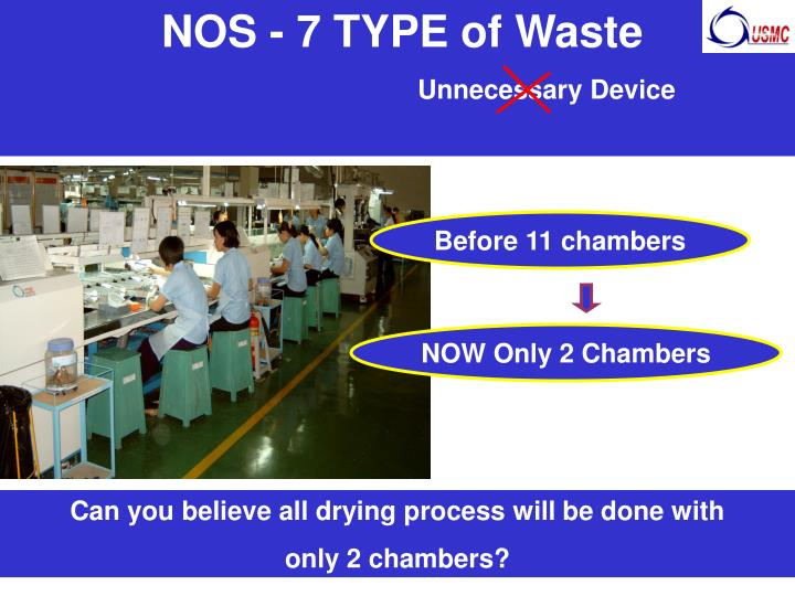 NOS - 7 TYPE of Waste