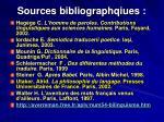 sources bibliographqiues1