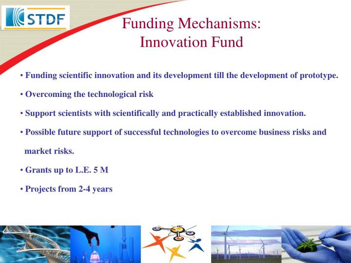 Funding Mechanisms: