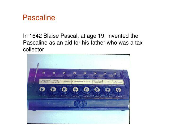 Pascaline