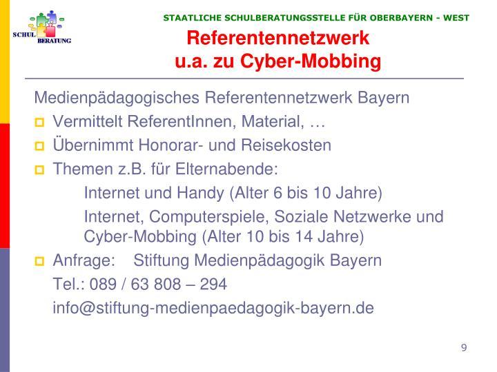Referentennetzwerk