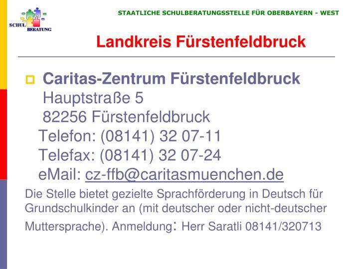 Caritas-Zentrum Fürstenfeldbruck