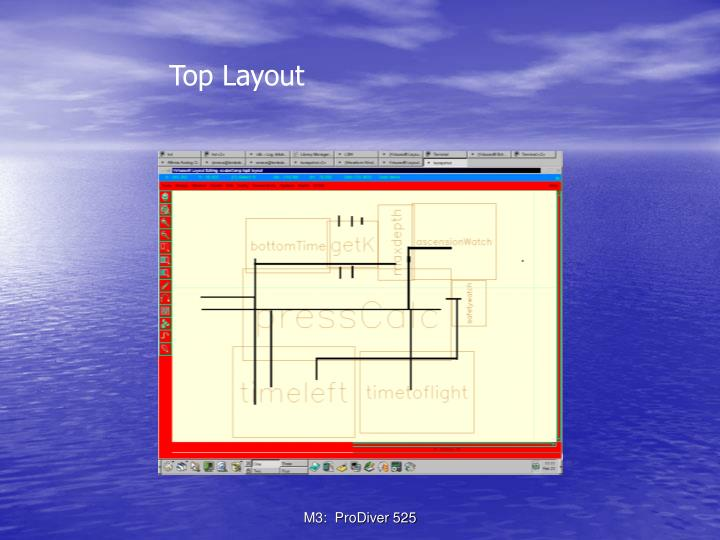 Top Layout