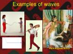 examples of waves1