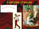 examples of waves3