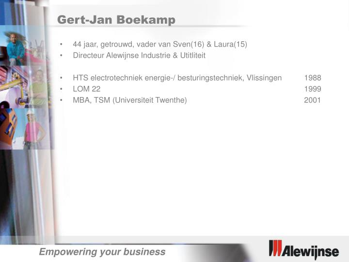 Gert-Jan Boekamp