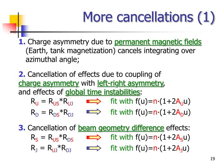 More cancellations (1)