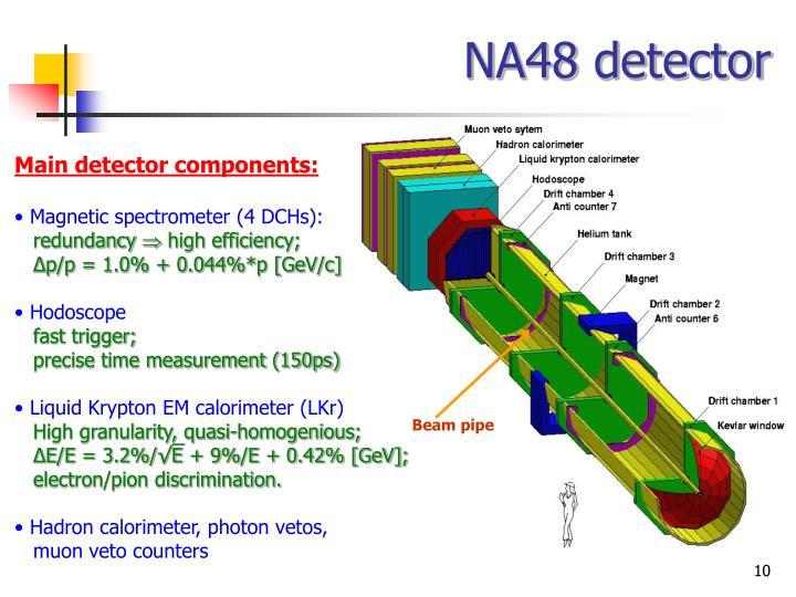 NA48 detector