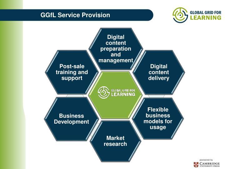 GGfL Service Provision