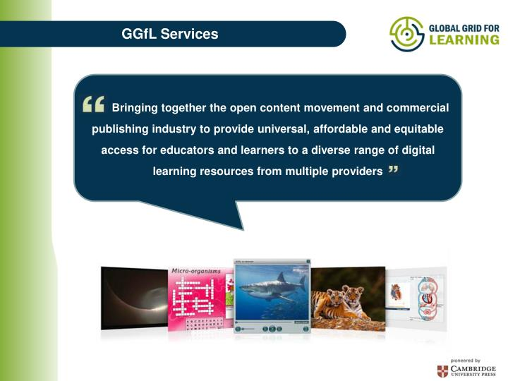 GGfL Services