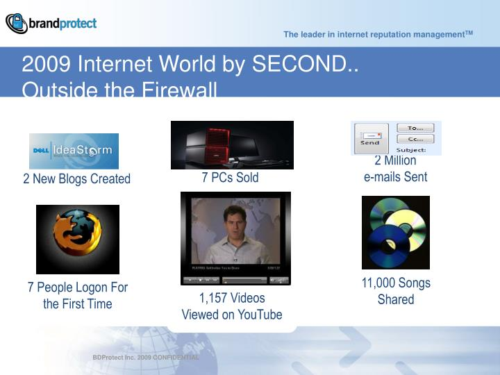 2009 Internet World by SECOND..