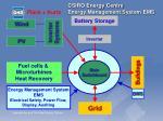 csiro energy centre energy management system ems5
