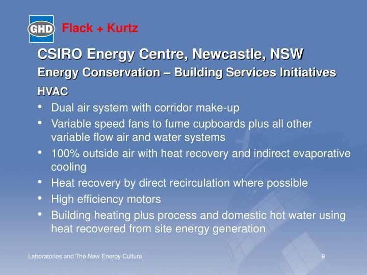 CSIRO Energy Centre, Newcastle, NSW