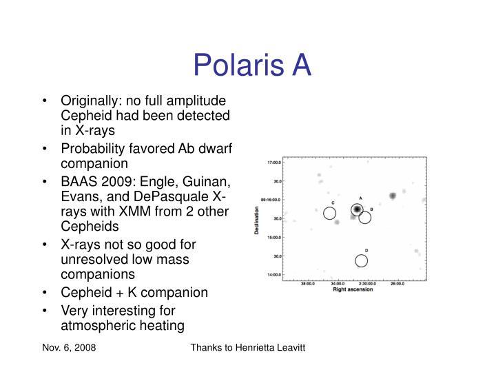 Polaris A