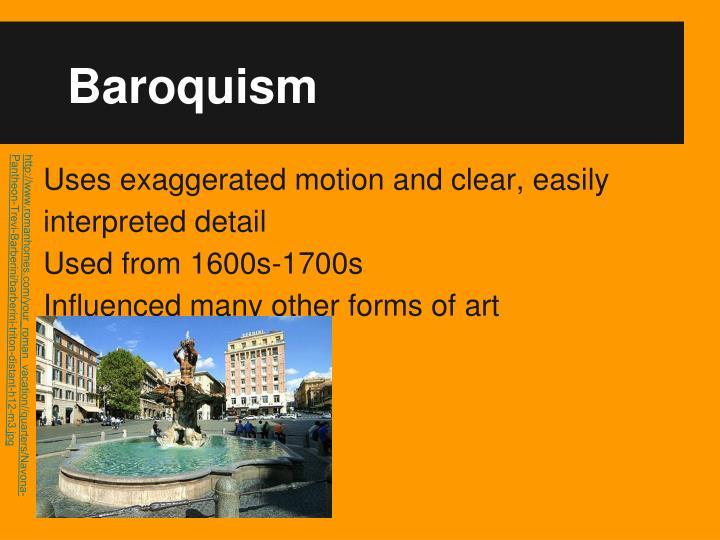 Baroquism