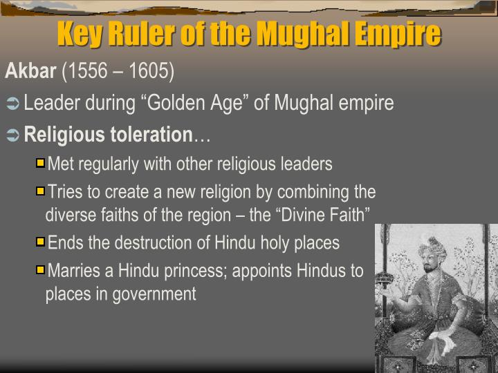 Key Ruler of the Mughal Empire