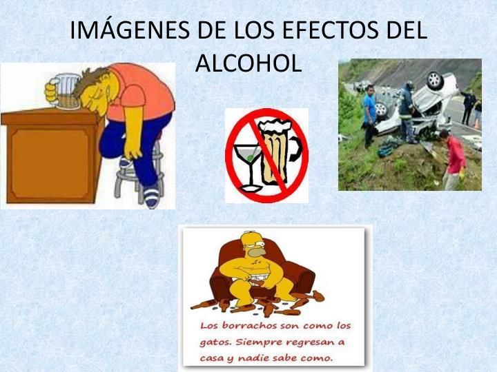IMÁGENES DE LOS EFECTOS DEL ALCOHOL