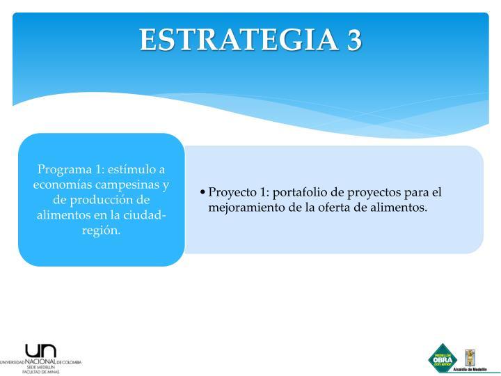 ESTRATEGIA 3