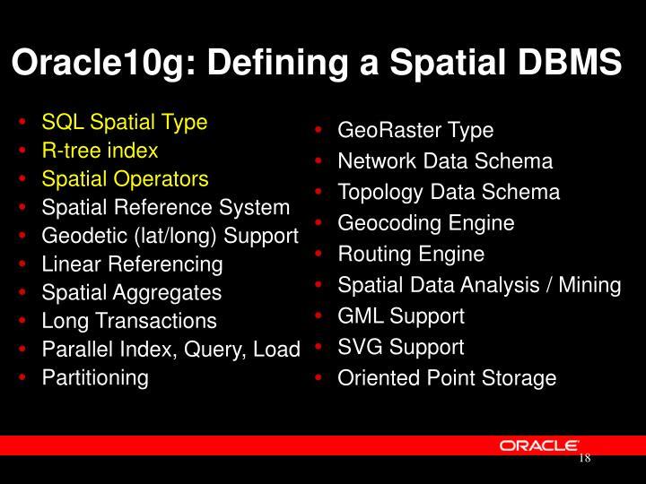 SQL Spatial Type