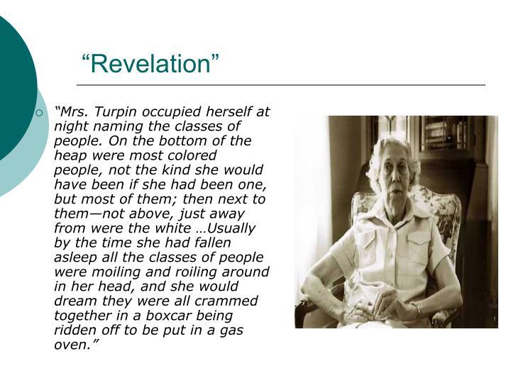 """Revelation"""