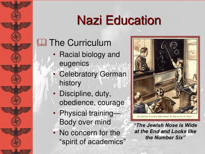 Nazi Education