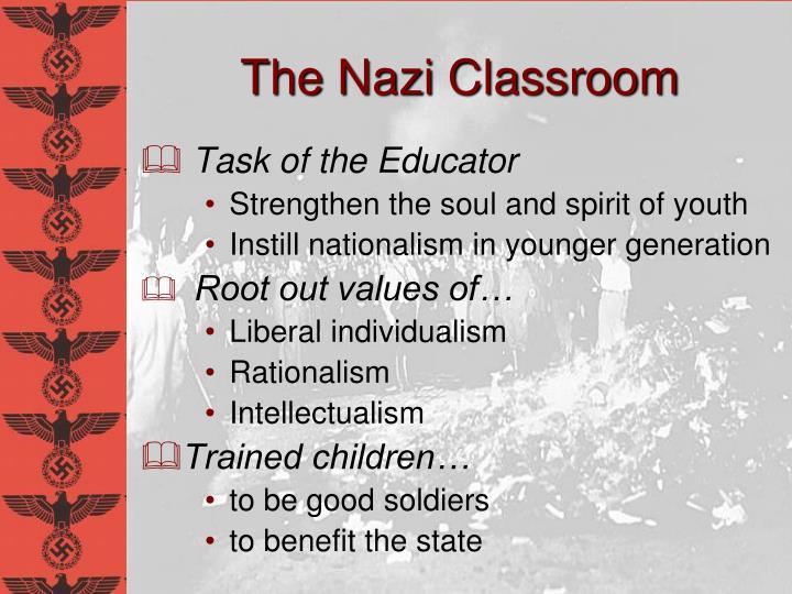The Nazi Classroom
