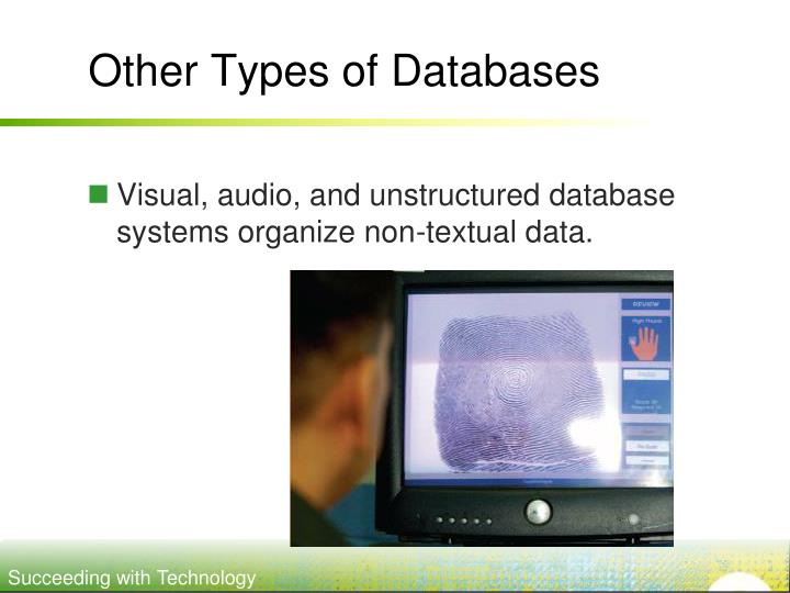 Other Types of Databases
