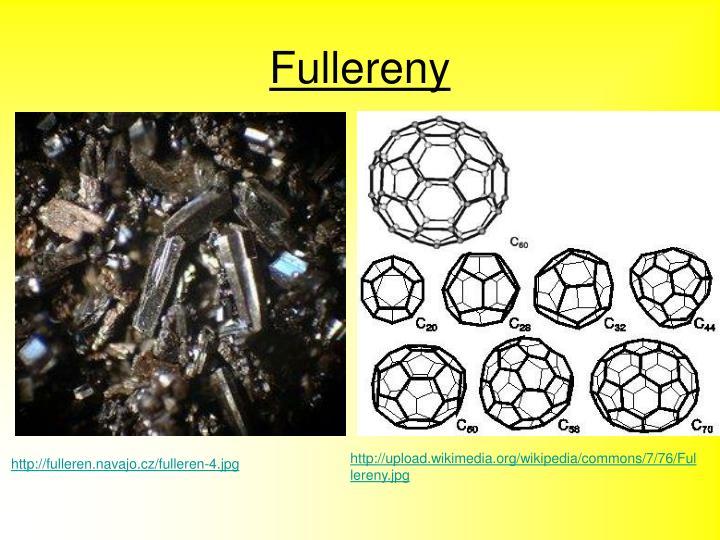 Fullereny