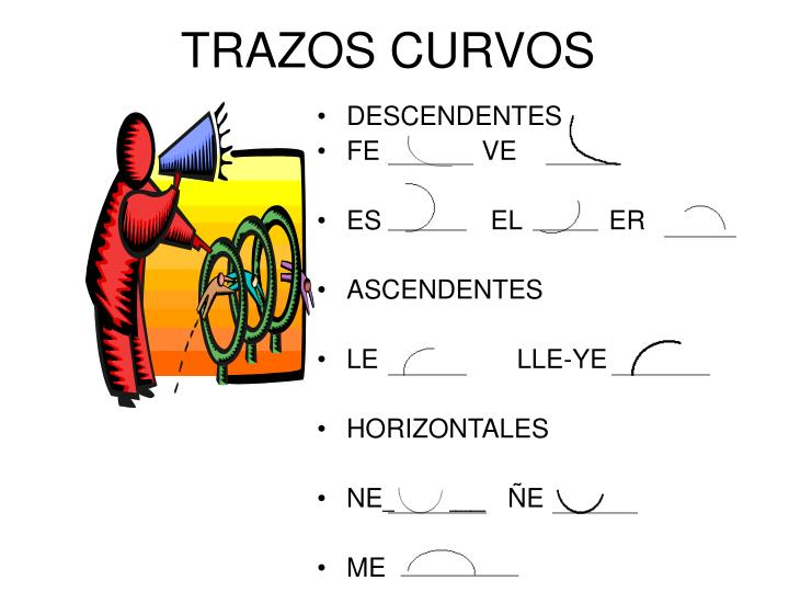 TRAZOS CURVOS