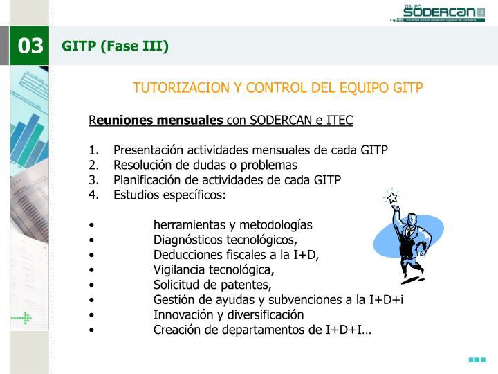 GITP (Fase III)