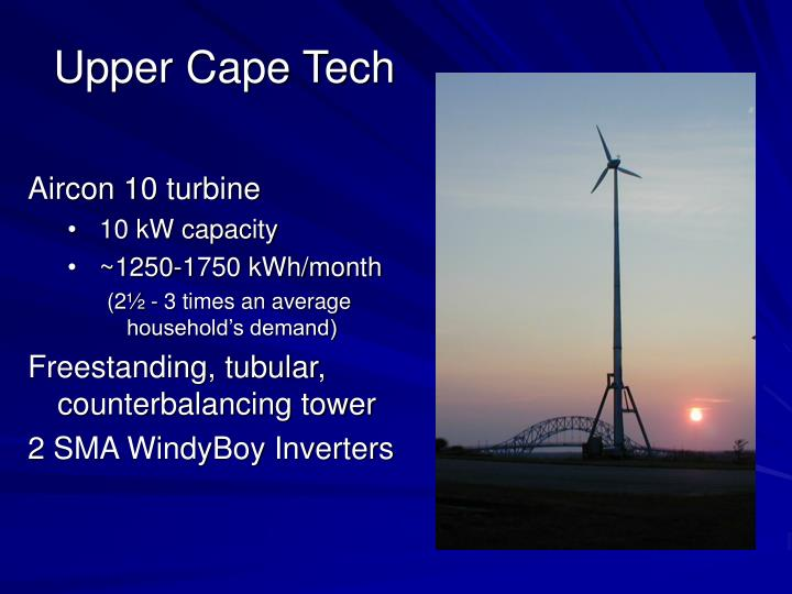 Upper Cape Tech