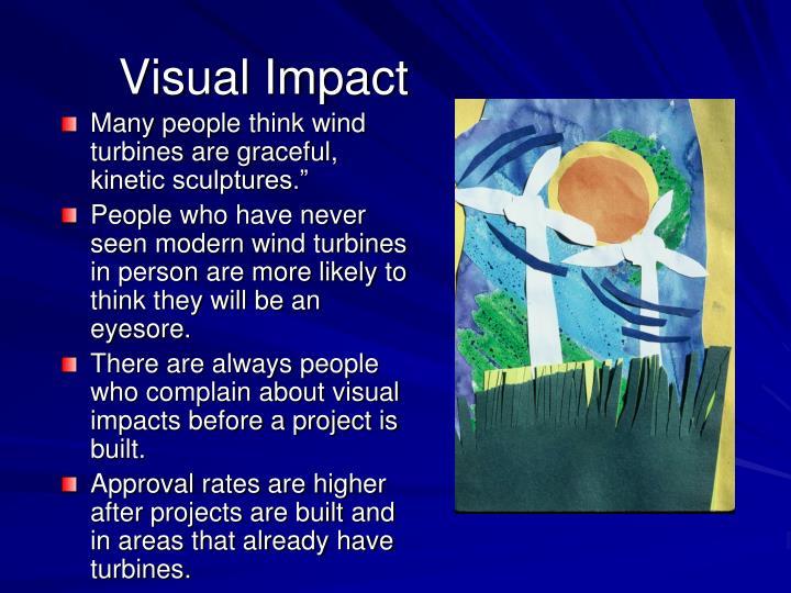 Visual Impact