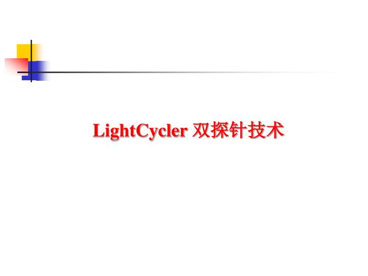 LightCycler