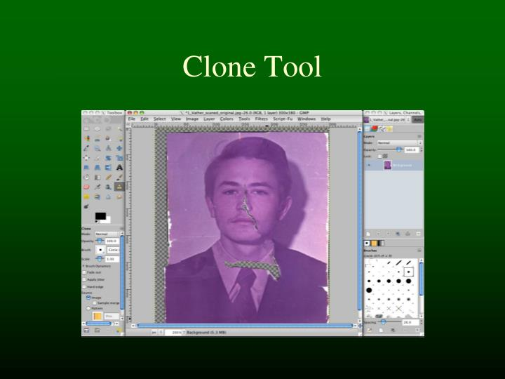 Clone Tool