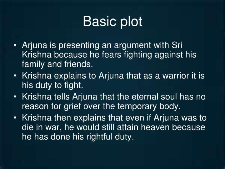 Basic plot