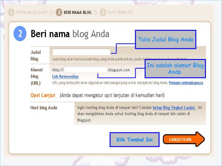 Tulis Judul Blog Anda