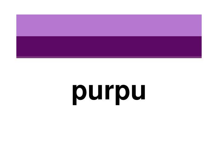 purpu