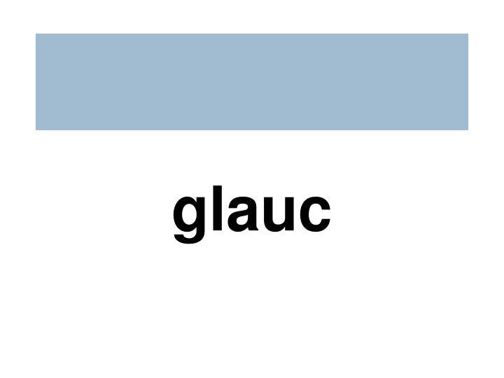 glauc