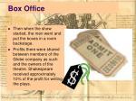 box office2