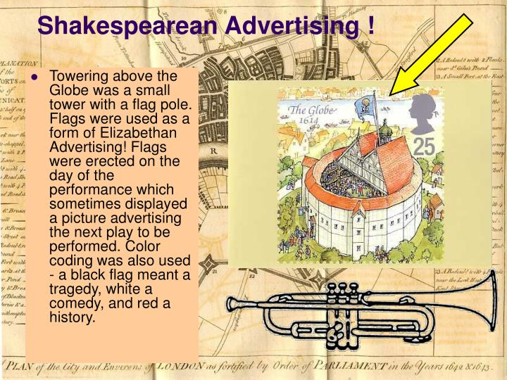 Shakespearean Advertising !