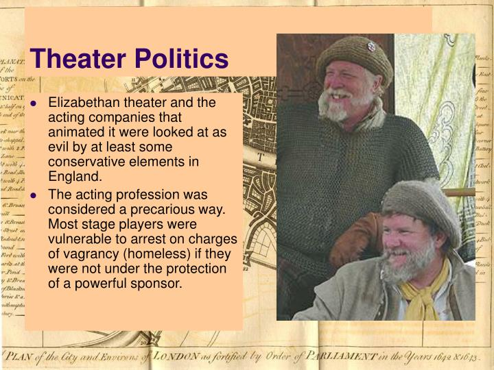 Theater Politics